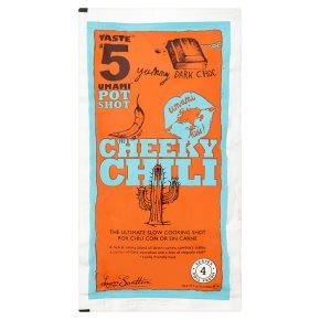 Taste #5 Cheeky Chili