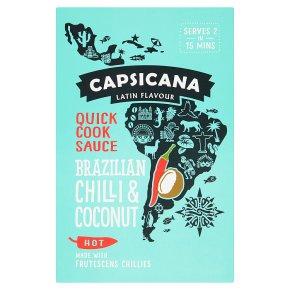 Capsicana Chilli & Coconut