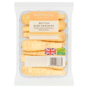 Hand Selected Baby Parsnips