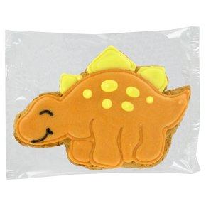 Original Biscuit Bakers Iced Gingerbread Cath the Stegosauru