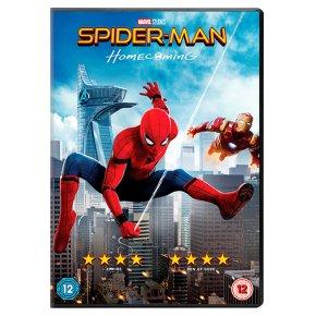 DVD Spiderman Homecoming