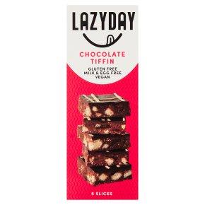 Lazy Day dark chocolate tiffin