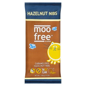 Moo Free Hazelnut Nibs