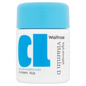 Waitrose Vitamin D