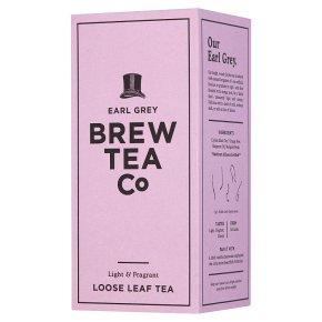 Brew Tea Co Earl Grey Loose Leaf Tea