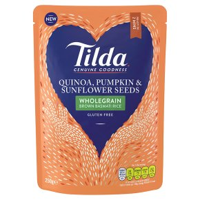Tilda Quinoa, Pumpkin & Sunflower Seeds