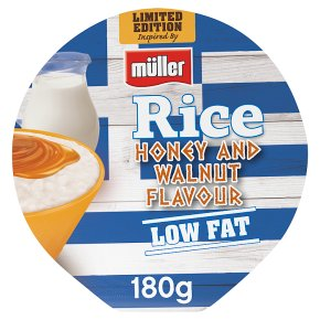 Muller Rice Limited Edition
