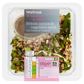 Waitrose British Quinoa