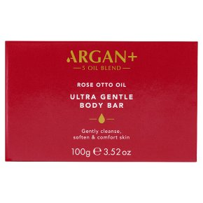Argan+ Argan Oil Moisturising Bar
