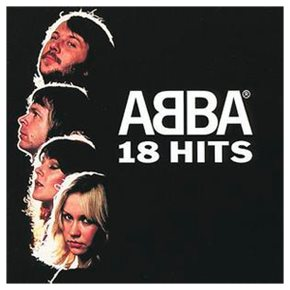 CD Abba 18 Hits