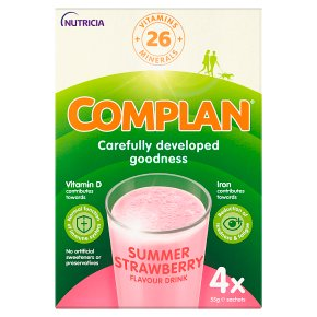 Complan Summer Strawberry