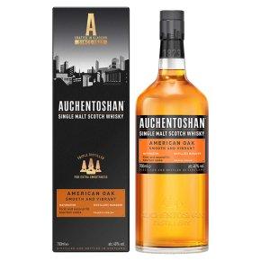 Auchentoshan American Oak Lowland Single Malt Whiksy Glasgow, Scotland