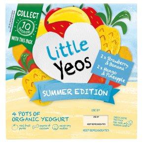 Little Yeos Limited Edition Kids Yogurt