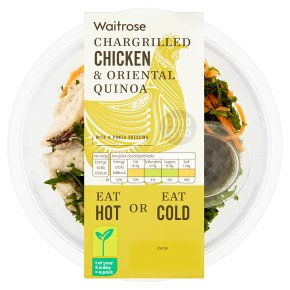GOOD TO GO Chargrilled Chicken & Oriental Quinoa