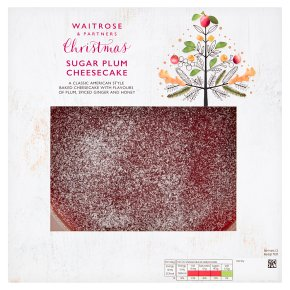 Waitrose Christmas Plum honey and spiced