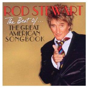 CD Rod Stewart Best of Great American Songbook
