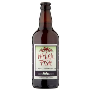 Conwy Brewery Welsh Pride