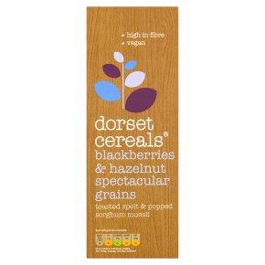 Dorset Cereals Spectacular Grains Blackberries, Fig