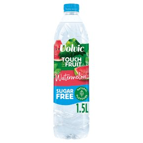 Volvic Touch of Fruit Watermelon Flavour