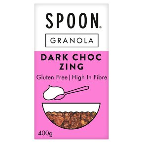 Spoon Granola Dark Chocolate