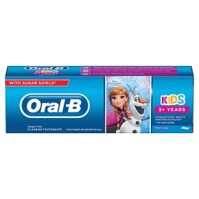 Oral-B Kids Toothpaste