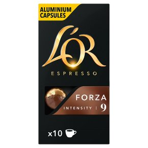 L'Or Forza Capsules 10s