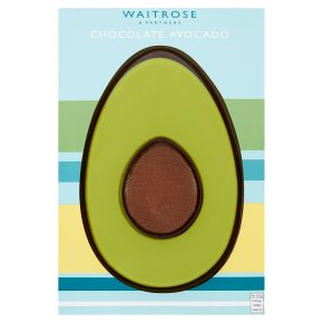 Waitrose dark chocolate avocado easter egg waitrose waitrose dark chocolate avocado easter egg negle Image collections