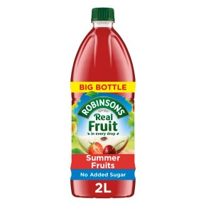 Robinsons Summer Fruits No Added Sugar