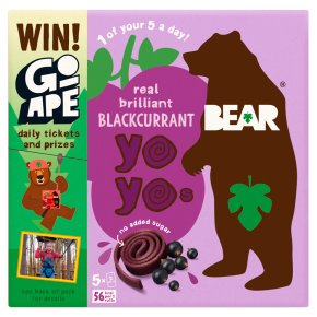 Bear Yo Yos Blackcurrant