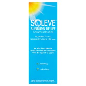 Soleve Sunburn Relief