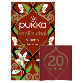Pukka Vanilla Chai Tea