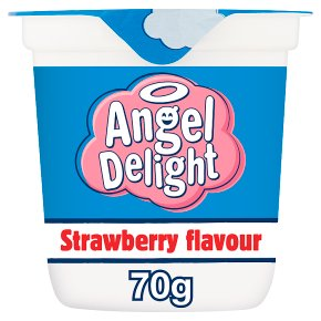 Angel Delight Snazzy Strawberry