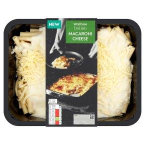Waitrose Italian Macaroni Cheese