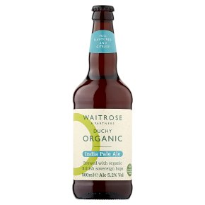 Waitrose Duchy Organic India pale ale