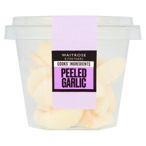 Waitrose Cooks' Ingredients peeled garlic cloves