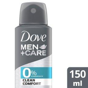 Dove Men Deodorant Clean Comfort