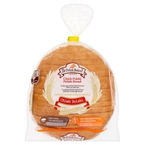 The Polish Bakery half-rye, half wheat bread