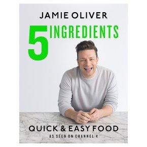 5 Ingredients Quick & Easy Food Jamie Oliver
