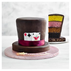 Heston Top Hat Cake