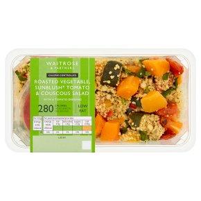 Waitrose LoveLife Calorie Controlled roasted vegetable & couscous salad