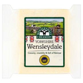 Wensleydale creamery Yorkshire Wensleydale
