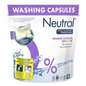 Neutral Sensitive Skin Colour Wash Capsules