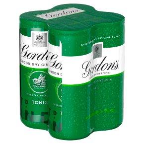 Gordon's Perfectly Mixed Gin & Tonic