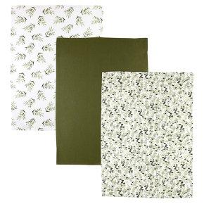 Waitrose Botanical Tea Towel Set