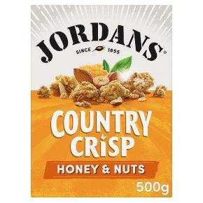 Jordans Country Crisp Honey & Nut