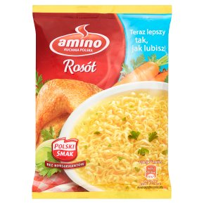 Amino rosót