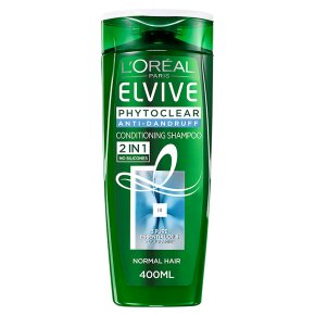 Elvive Phytoclear 2 in 1 Shampoo
