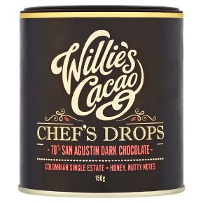 Willie's Cacao Chef's Drops