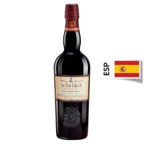 Williams & Humbert 'As You Like It' Medium Sweet Amontillado, Sherry