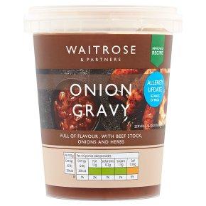 Waitrose Onion Gravy